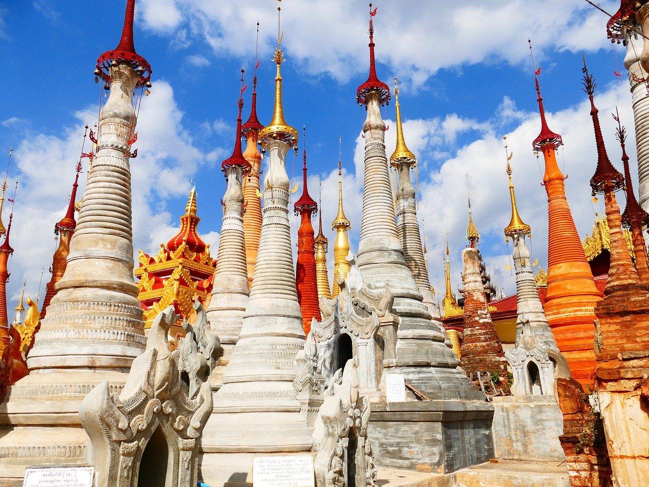 Penser à visiter la Birmanie en cas de voyage.